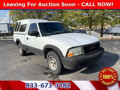 2002 GMC Sonoma for sale at Glenbrook Dodge Chrysler Jeep Ram and Fiat in Fort Wayne IN