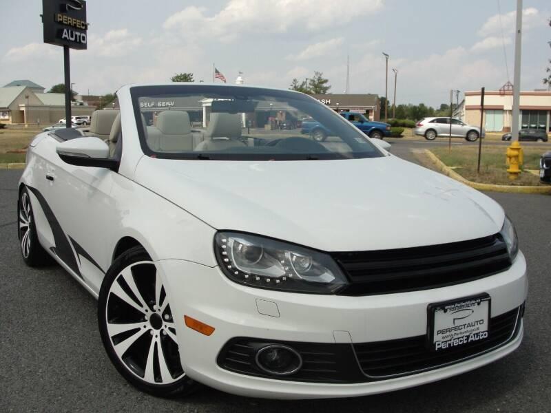 2013 Volkswagen Eos for sale in Manassas, VA