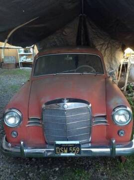1962 Mercedes-Benz 190-Class for sale at Haggle Me Classics in Hobart IN