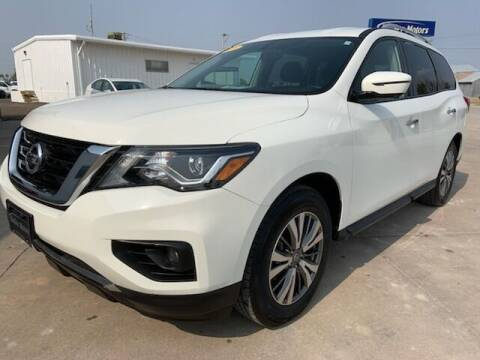 2019 Nissan Pathfinder for sale at Keller Motors in Palco KS