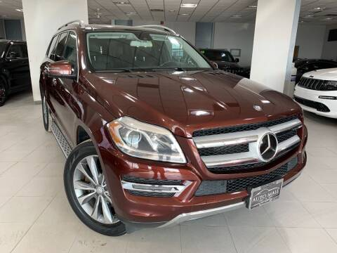 2015 Mercedes-Benz GL-Class for sale at Auto Mall of Springfield in Springfield IL