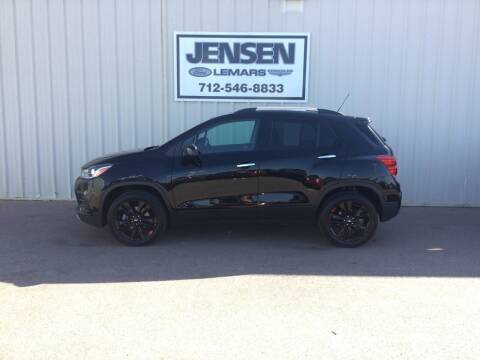 2018 Chevrolet Trax for sale at Jensen's Dealerships in Sioux City IA