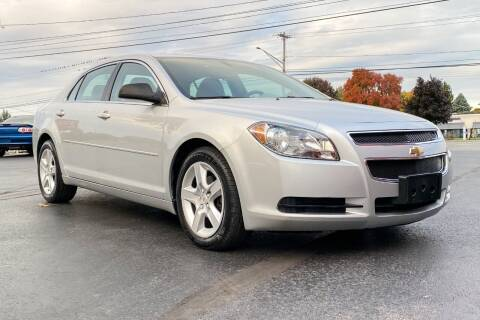 2012 Chevrolet Malibu for sale at Knighton's Auto Services INC in Albany NY