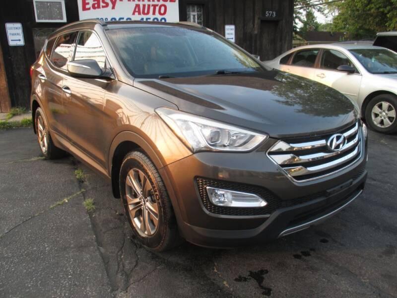 2013 Hyundai Santa Fe Sport for sale at EZ Finance Auto in Calumet City IL