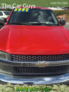 2006 Chevrolet Colorado for sale at The Car Guys in Tucson AZ