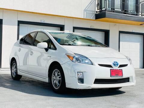 2011 Toyota Prius for sale at Avanesyan Motors in Orem UT