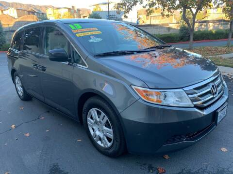 2013 Honda Odyssey for sale at Select Auto Wholesales in Glendora CA