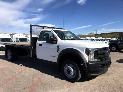 2018 Ford F-450 Super Duty for sale at AZ WORK TRUCKS AND VANS in Mesa AZ
