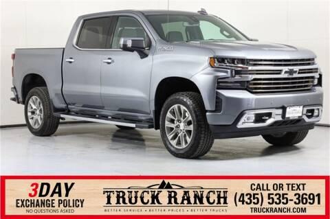 2020 Chevrolet Silverado 1500 for sale at Truck Ranch in Logan UT