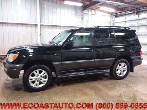 2005 Lexus LX 470 for sale at East Coast Auto Source Inc. in Bedford VA