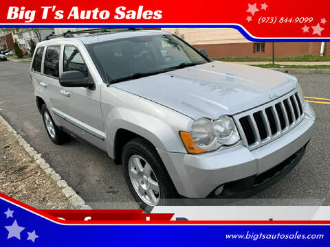 2008 Jeep Grand Cherokee for sale at Big T's Auto Sales in Belleville NJ