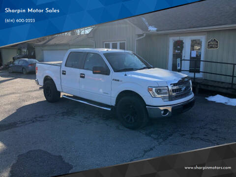 2014 Ford F-150 for sale at Sharpin Motor Sales in Columbus OH