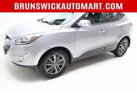 2015 Hyundai Tucson for sale at Brunswick Auto Mart in Brunswick OH
