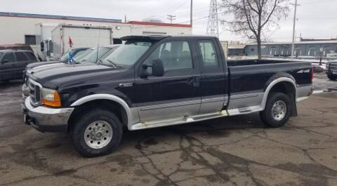 1999 Ford F-350 Super Duty for sale at Tower Motors in Brainerd MN