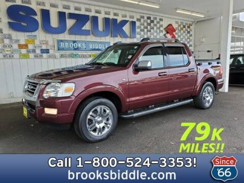 2008 Ford Explorer Sport Trac for sale at BROOKS BIDDLE AUTOMOTIVE in Bothell WA