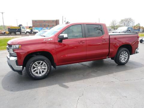 2019 Chevrolet Silverado 1500 for sale at Big Boys Auto Sales in Russellville KY