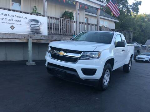 2019 Chevrolet Colorado for sale at Flash Ryd Auto Sales in Kansas City KS