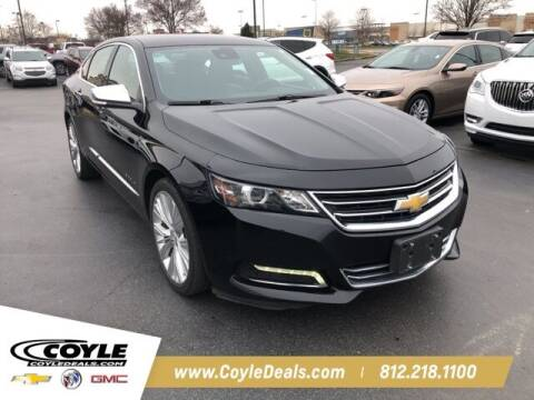 2016 Chevrolet Impala for sale at COYLE GM - COYLE NISSAN - Coyle Nissan in Clarksville IN