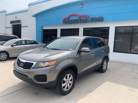 2011 Kia Sorento for sale at ETS Autos Inc in Sanford FL