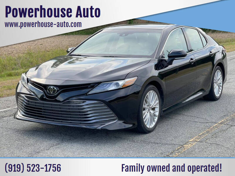 2018 Toyota Camry for sale in Smithfield, NC