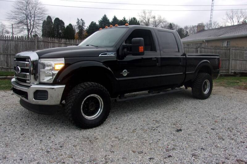 2011 Ford F-250 Super Duty for sale at JEFF MILLENNIUM USED CARS in Canton OH