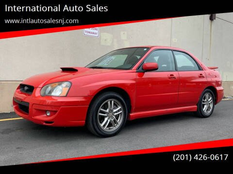 2005 Subaru Impreza for sale at International Auto Sales in Hasbrouck Heights NJ