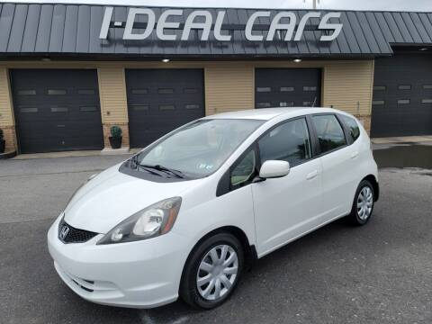 2012 Honda Fit for sale at I-Deal Cars in Harrisburg PA