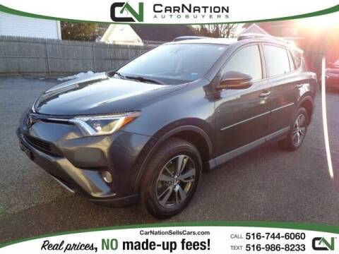 2017 Toyota RAV4 for sale at CarNation AUTOBUYERS, Inc. in Rockville Centre NY