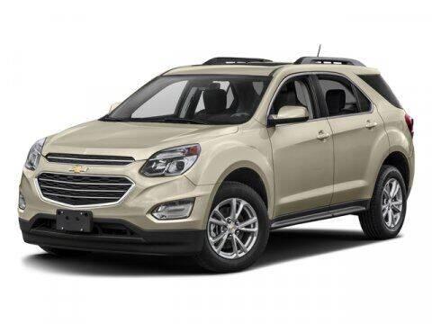2017 Chevrolet Equinox for sale at DUNCAN SUZUKI in Pulaski VA