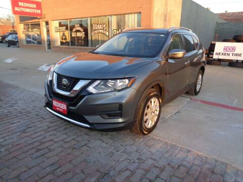 2019 Nissan Rogue for sale at Rediger Automotive in Milford NE
