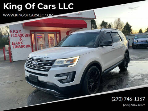 2017 Ford Explorer for sale at King of Cars LLC in Bowling Green KY