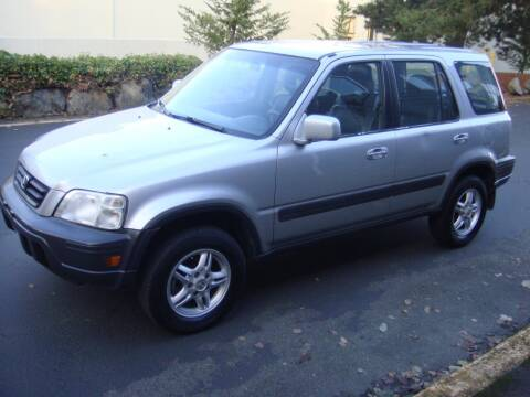 2001 Honda CR-V for sale at Western Auto Brokers in Lynnwood WA