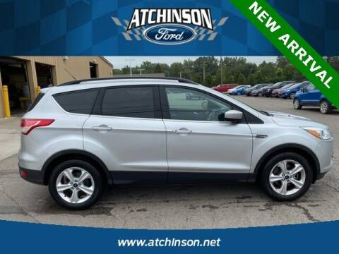 2016 Ford Escape for sale at Atchinson Ford Sales Inc in Belleville MI