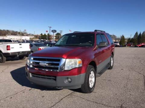 2007 Ford Expedition for sale at Hillside Motors Inc. in Hickory NC