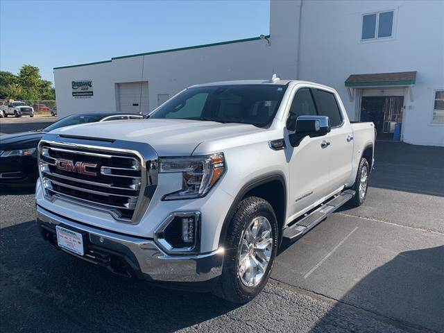 2019 GMC Sierra 1500 for sale at Greenway Automotive GMC in Morris IL