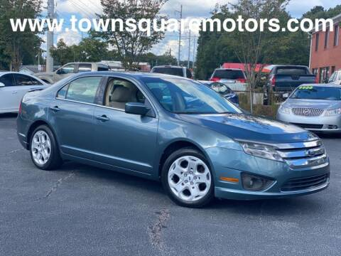 2011 Ford Fusion for sale at Town Square Motors in Lawrenceville GA
