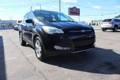 2014 Ford Escape for sale at B & B Car Co Inc. in Clinton Township MI
