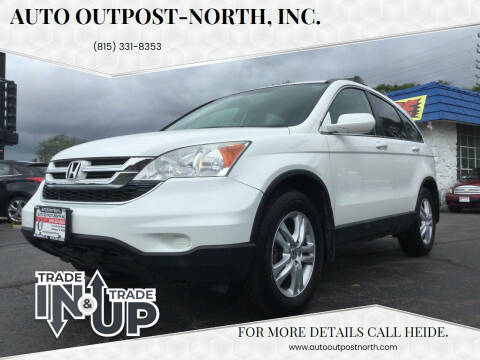 2010 Honda CR-V for sale at Auto Outpost-North, Inc. in McHenry IL