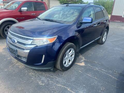 2011 Ford Edge for sale at Hill Motors in Ortonville MN