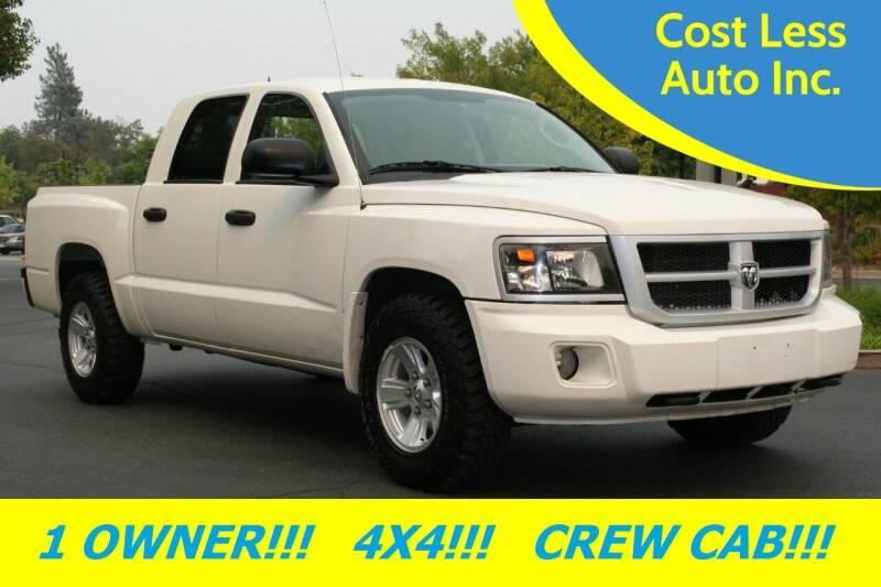 2009 Dodge Dakota for sale at Cost Less Auto Inc. in Rocklin CA
