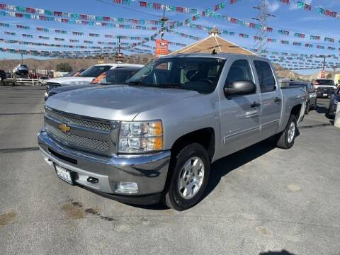 2012 Chevrolet Silverado 1500 for sale at Los Compadres Auto Sales in Riverside CA