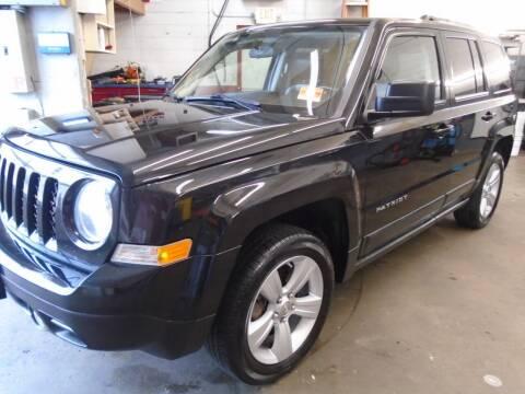 2011 Jeep Patriot for sale at Greg's Auto Sales in Dunellen NJ