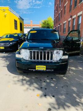 2010 Jeep Liberty for sale at Hartford Auto Center in Hartford CT
