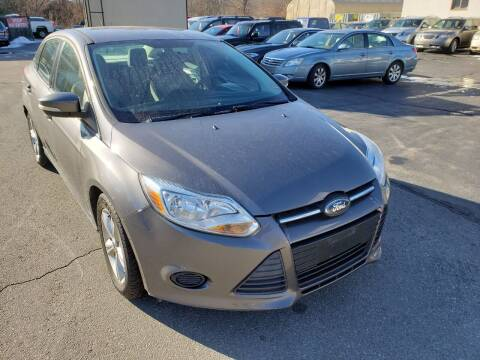 2013 Ford Focus for sale at Broadway Motor Sales and Auto Brokers in North Chelmsford MA