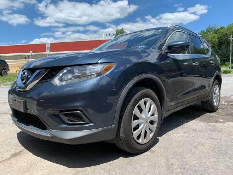 2016 Nissan Rogue for sale at Auto Warehouse in Poughkeepsie NY