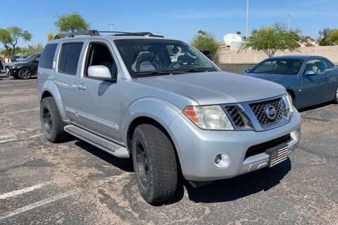 2008 Nissan Pathfinder for sale at Boktor Motors in Las Vegas NV