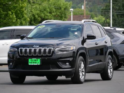 2019 Jeep Cherokee for sale at CLINT NEWELL USED CARS in Roseburg OR