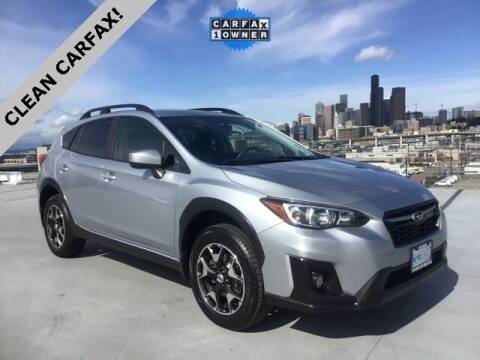 2018 Subaru Crosstrek for sale at Toyota of Seattle in Seattle WA