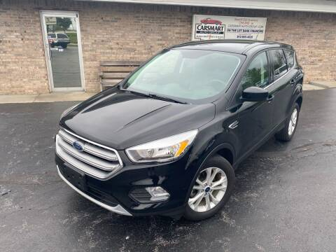 2017 Ford Escape for sale at CarSmart Auto Group in Orleans IN