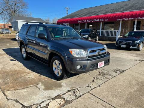 2009 Toyota 4Runner for sale at Taylor Auto Sales Inc in Lyman SC